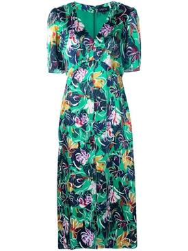 Eden Dress GREEN