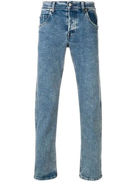 Gucci - Classic Tapered Blue Jeans - Men