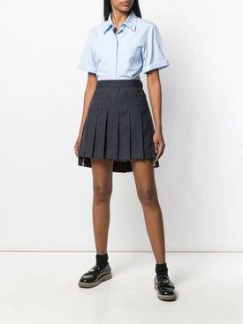 Thom Browne - Mini Pleated Skirt - Women