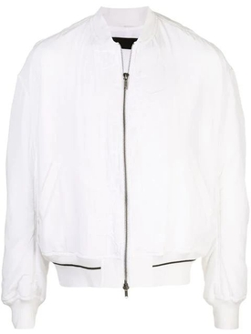 Haider Ackermann - Embroidered Silk Bomber - Men
