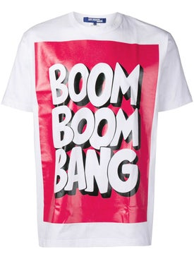 Junya Watanabe Comme Des Garcons Man - Boom Boom Bang T-shirt - Men