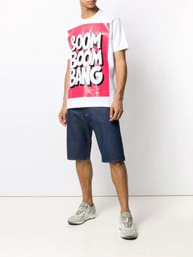 Junya Watanabe Comme Des Garcons Man - Boom Boom Bang T-shirt - T-shirts
