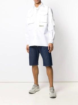 Junya Watanabe Comme Des Garcons Man - Patch Pocket Shirt - Men