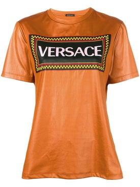 Versace - Vintage Logo T-shirt - Women