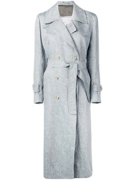 Giuliva Heritage Collection - The Christie Trench Coat Mint - Women