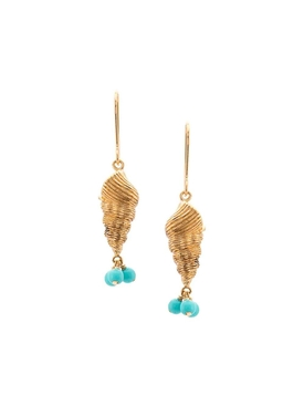 Aurelie Bidermann - Roudoudou Earrings - Women