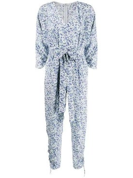 Stella Mccartney - Floral Jumpsuit - Jumpsuits