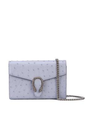 Gucci - Mini Dionysus Shoulder Bag Blue - Shoulder Bags