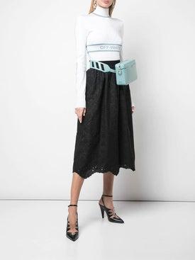 Off-white - Blue Camera Belt Bag - Women