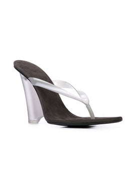 Yeezy - Pvc Wedge Thong Sandal - High Sandals
