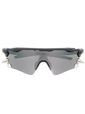Vetements - Vetements X Oakley Spike 200 Black Sunglasses - Women