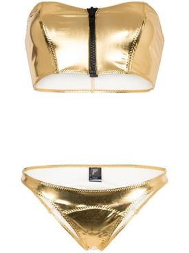 Lisa Marie Fernandez - Leigh Bikini Gold - Women