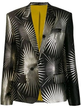 Haider Ackermann - Printed Structured Blazer - Women