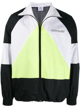 Vetements - Musterman Multicolor Track Jacket Yellow - Men