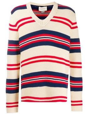 Cote D'azur striped jumper MULTICOLOR