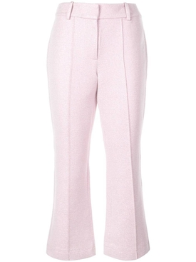 Danit flared cropped trousers