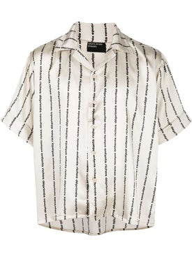 Enfants Riches Deprimes - Silk Logo Shirt - Men