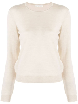 Rena Jumper LIGHT BEIGE