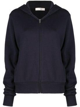 The Row - Hooded Sweatshirt Dark Navy - Women