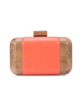 Bakari - Juliette Clutch Bag Orange - Women
