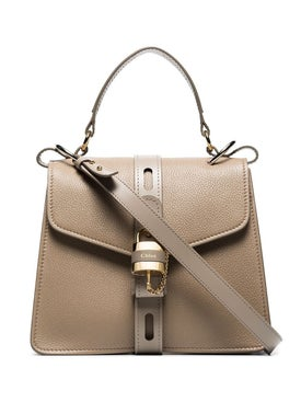 Chloé - Small Beige Aby Handbag - Women