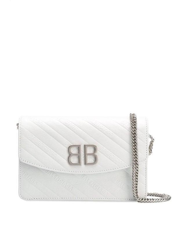 5af1065dd7499 Balenciaga - Bb Wallet On Chain - Women