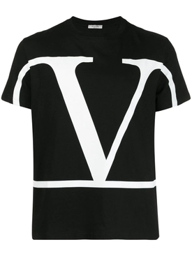 Vlogo T-shirt BLACK