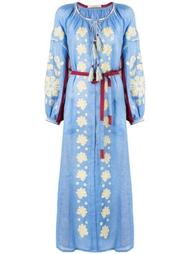 Vita Kin - Belted Kaftan Dress - Women