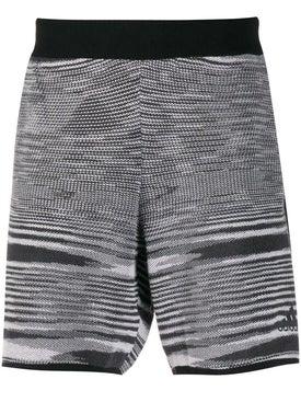 Adidas - Adidas X Missoni Black And White Supernova Saturday Shorts - Men