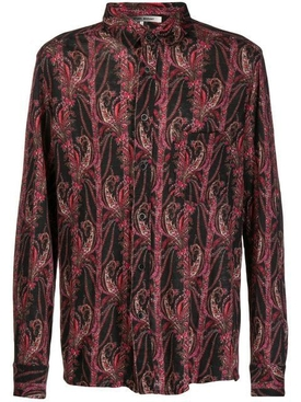 Isabel Marant - Paisley Print Shirt - Men