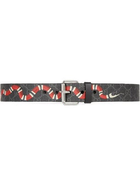 Gucci - Kingsnake Belt - Men