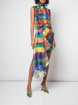 Halpern - Draped Mini Dress - Mini