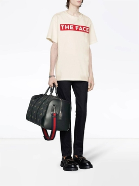 """The Face""Oversize T-shirt"