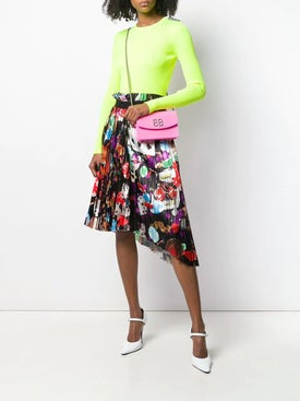 Balenciaga - Bb Chain Shoulder Bag - Women