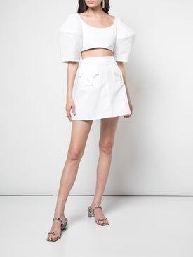 Ellery - Nothing Matters Mini Skirt - Clothing