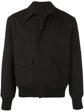 The Row - Wes Jacket Black - Short