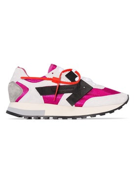 Off-white - Color Block Hg Runner Sneakers Fuchsia - Women