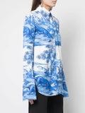 Ellery - Dinosaur Print Shirt - Women