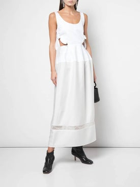 Ellery - Fitted Summer Dress - Mid-length
