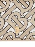 Burberry - Monogram Print Card Case With Detachable Strap - Women