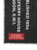 Burberry - Horseferry Print Lightweight Wool Silk Scarf - Women