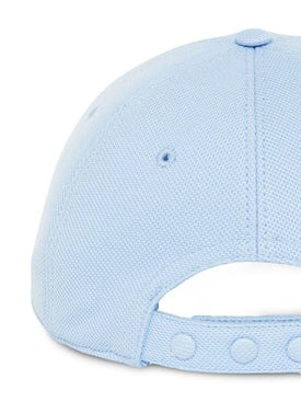 Burberry - Blue Monogram Baseball Cap - Women