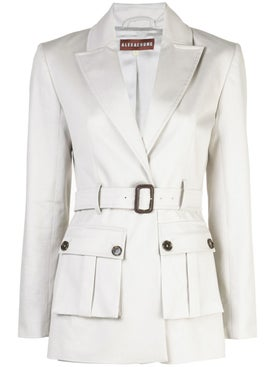 Alexachung - Belted Tailored Jacket - Women