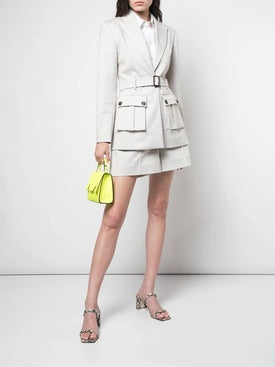 Alexachung - Belted Tailored Jacket - Tailoring