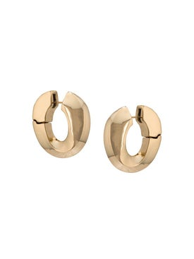 Ellery - Moliere Signature Hoops - Earrings