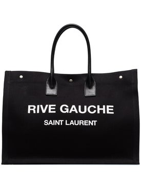 Saint Laurent - Rive Gauche Logo Tote - Women