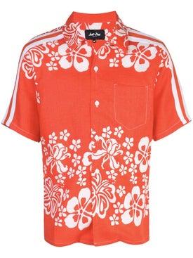 Just Don - Hawaiian Bowling Shirt - Men