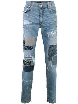 Amiri - Japanese Repair Jeans Blue - Men