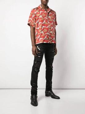 Amiri - Art Patch Jean Black - Jeans