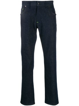 Fendi - Dark Wash Regular-fit Jeans - Denim